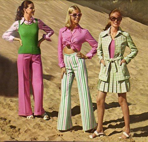 70'ler modası 7