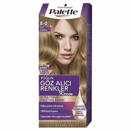 palette saç boyaları ve renk kataloğu 24