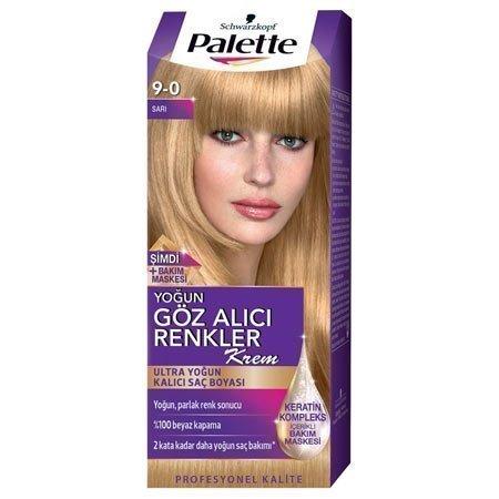 palette saç boyaları ve renk kataloğu 51