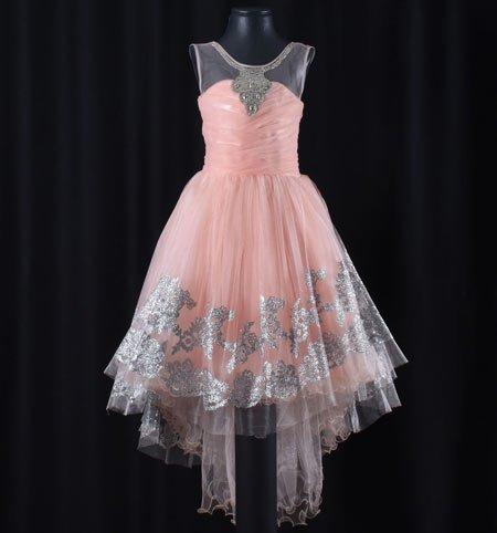 12 yaş abiye elbise modelleri ve fiyatları 5