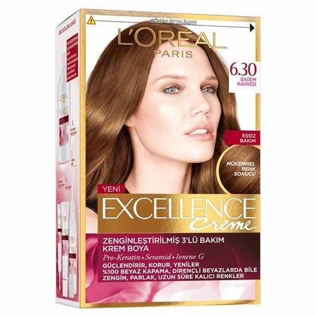 loreal saç boyaları ve renk kataloğu 33