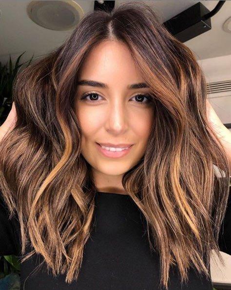 10 saç rengi 2019'da dünya trendi 18