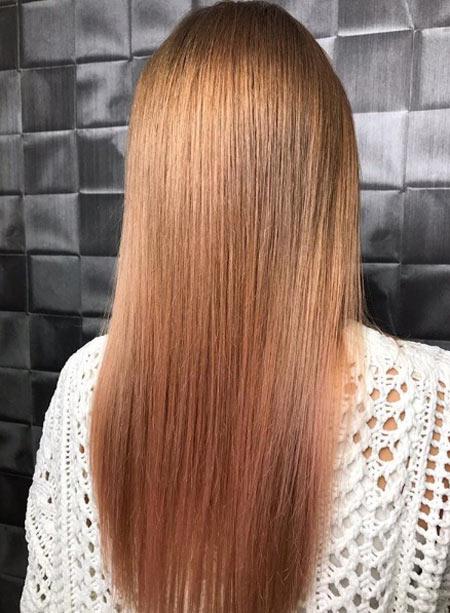 çilek sarısı saç rengi nasıl elde edilir 7