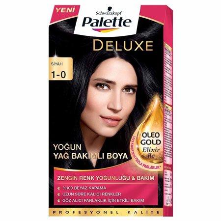 palette saç boyaları ve renk kataloğu 1