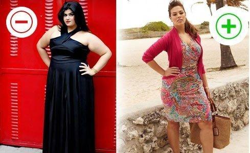 kilolu kadınlar i̇çin 10 stil önerisi 18