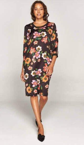 2019 büyük beden elbise modelleri 2