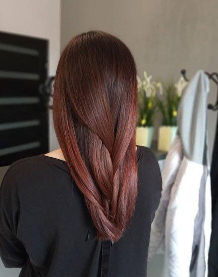 10 saç rengi 2019'da dünya trendi 10