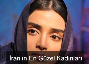 iran'ın en güzel kadınları