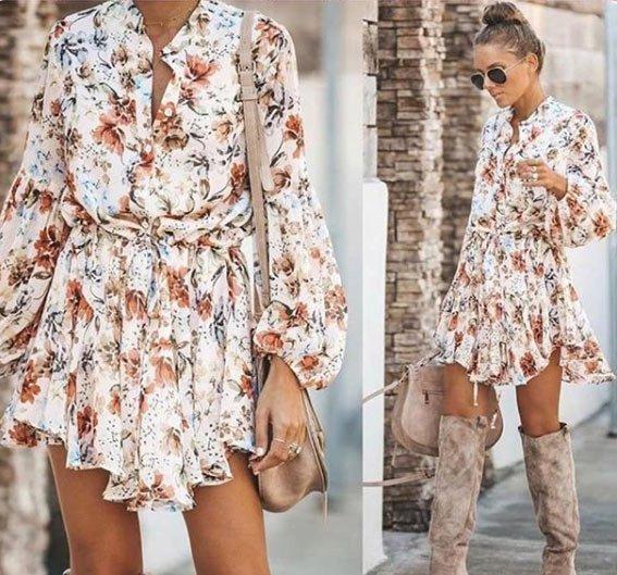 japon style elbise ve kombinler 9