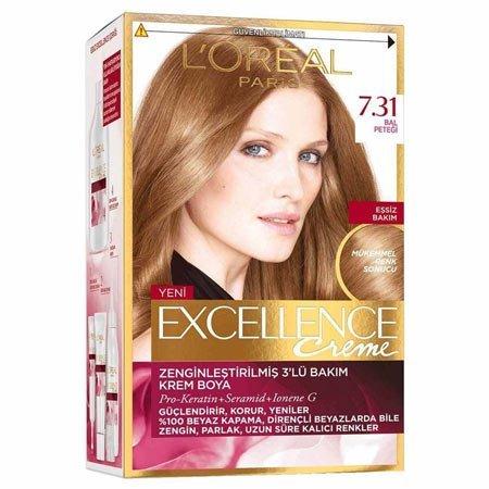 loreal saç boyaları ve renk kataloğu 30