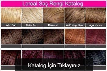 cansu dere loreal saç rengi ve modelleri 1