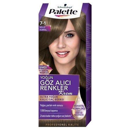 palette saç boyaları ve renk kataloğu 22
