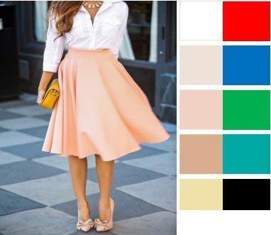 pastel renkler nelerdir? pastel renk kıyafetler nasıl kombinlenir 5