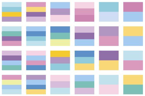 pastel renkler nelerdir? pastel renk kıyafetler nasıl kombinlenir 4