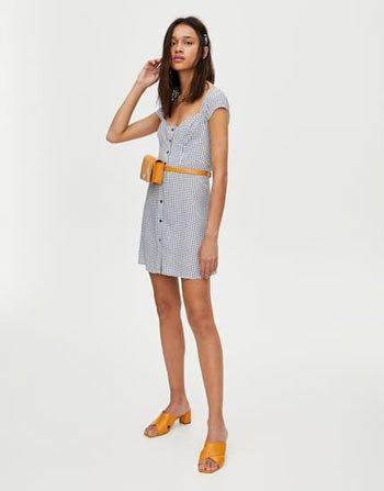 45 mini elbise kombini ile kendi tarzını bulun 12