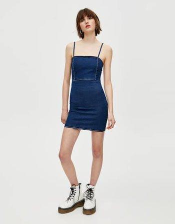 45 mini elbise kombini ile kendi tarzını bulun 6