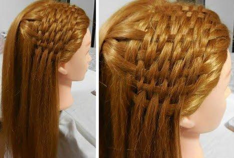 sepet - hazır saç örgüsü nasıl yapılır 3