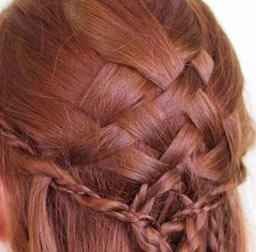 sepet - hazır saç örgüsü nasıl yapılır 5