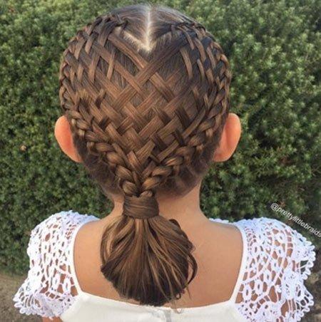 sepet - hazır saç örgüsü nasıl yapılır 9