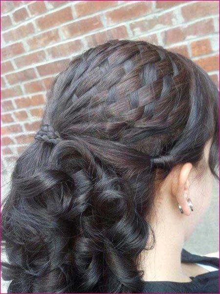 sepet - hazır saç örgüsü nasıl yapılır 10