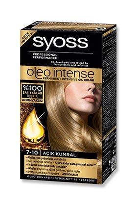 syoss saç boyaları ve renk kataloğu 12