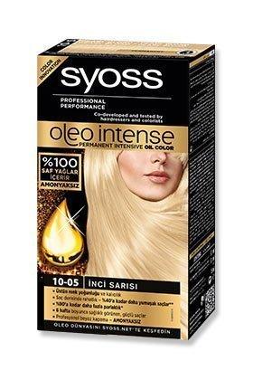 syoss saç boyaları ve renk kataloğu 16