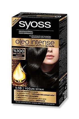syoss saç boyaları ve renk kataloğu 1