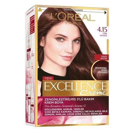 loreal saç boyaları ve renk kataloğu 1