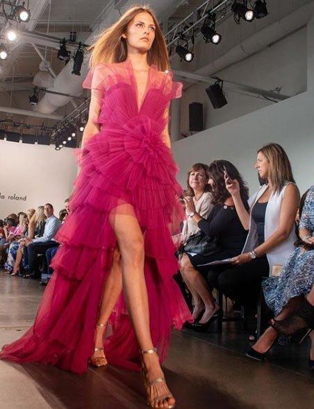 2020 vakko abiye elbise modelleri 11