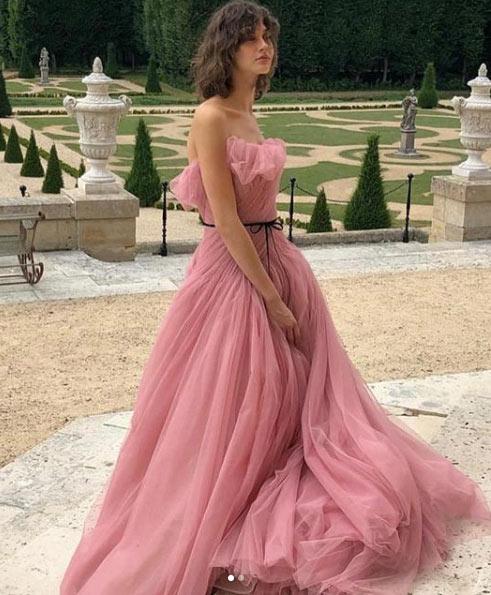 2020 vakko abiye elbise modelleri 12