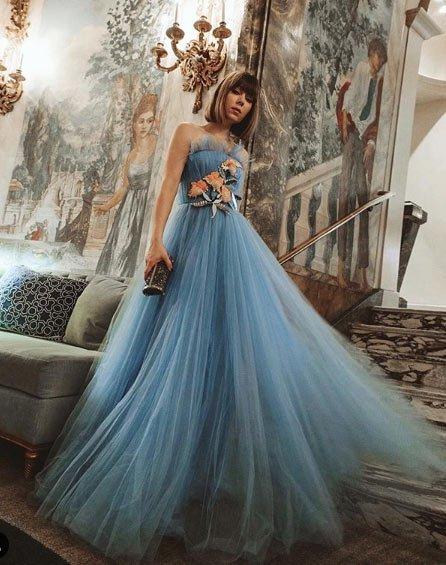 2020 vakko abiye elbise modelleri 14