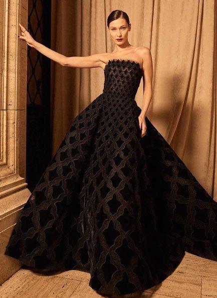2020 vakko abiye elbise modelleri 15