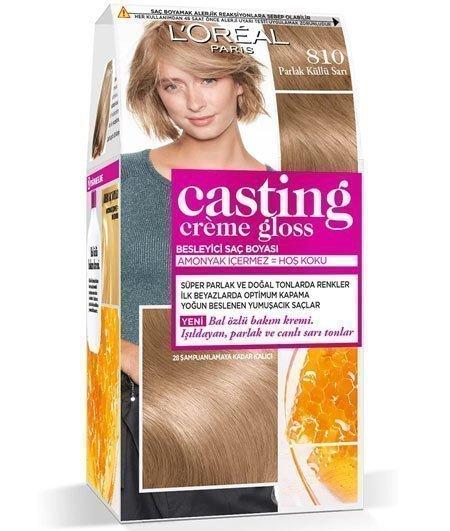 loreal saç boyaları ve renk kataloğu 17