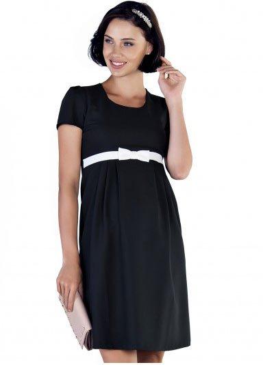50 adet hamile giyim için en güzel elbise modelleri 6