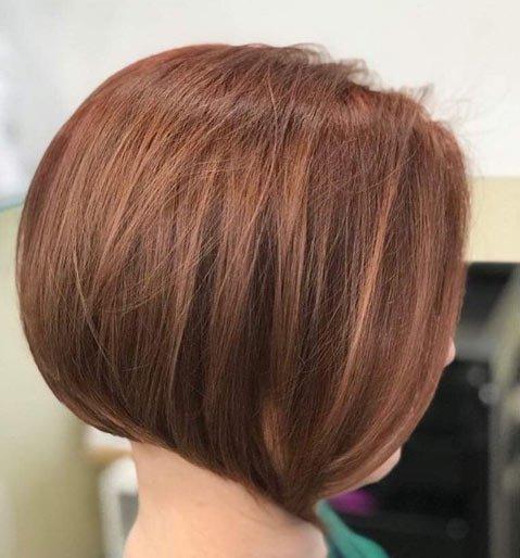 fındık kabuğu saç rengi tonları / boya uygulaması 6