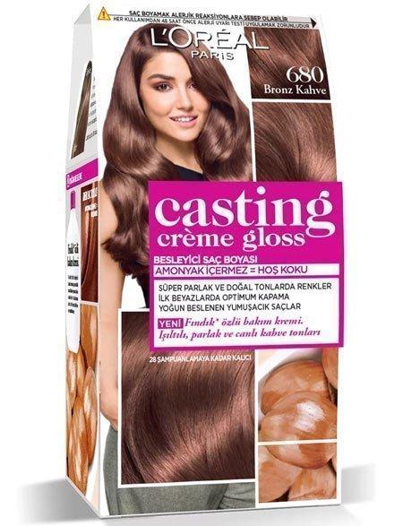 loreal saç boyaları ve renk kataloğu 11