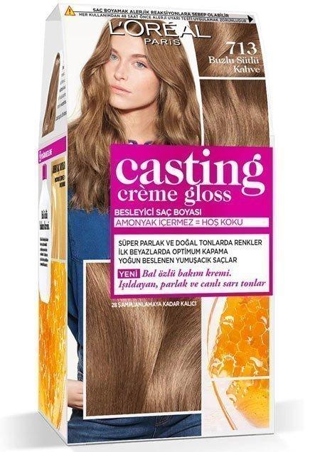 loreal saç boyaları ve renk kataloğu 13