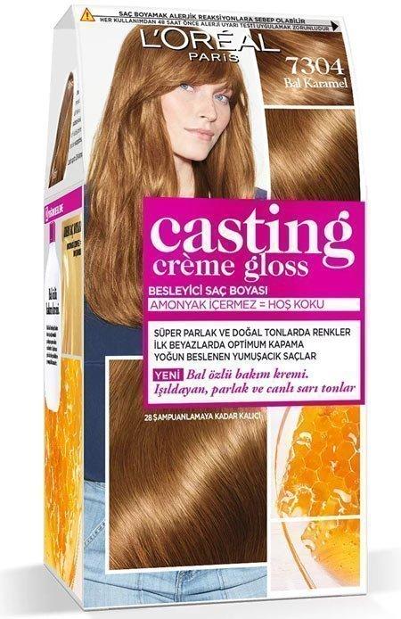loreal saç boyaları ve renk kataloğu 16