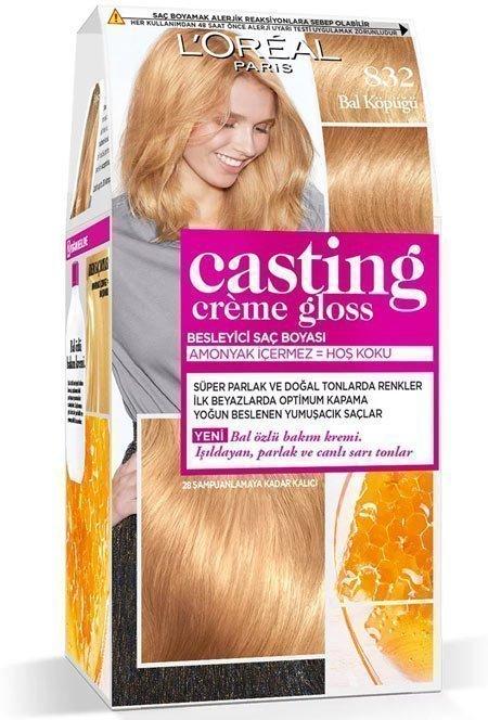 loreal bal köpüğü saç boyası