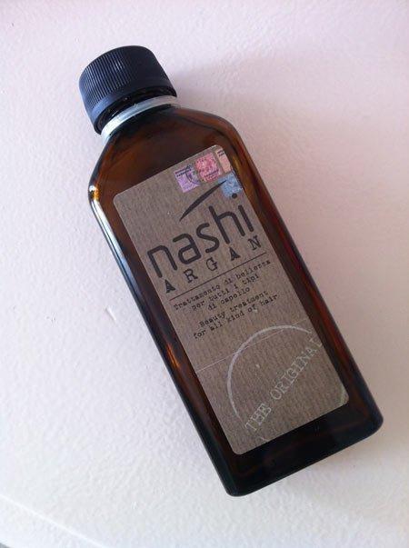nashi argan yağı deneyimim 1