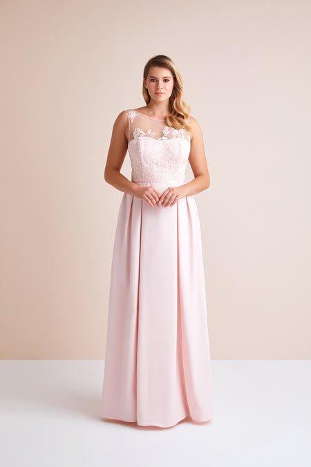 en çok beğeni alan 11 büyük beden abiye elbise 7