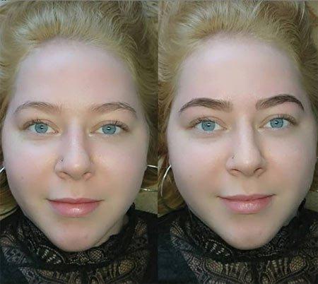 kaş rengini açmak için farklı yöntemler 2