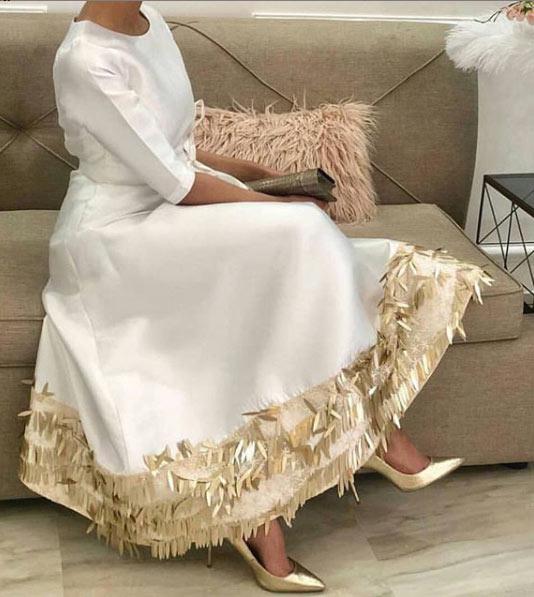 gelmiş geçmiş en güzel 85 tesettür abiye elbise modeli 16