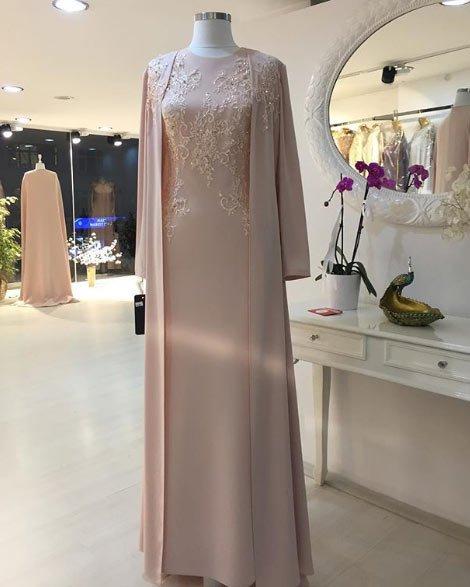2021 tesettür mezuniyet elbiseleri için 45 en güzel kıyafet 16