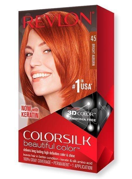 revlon saç boyaları ve renkleri 1
