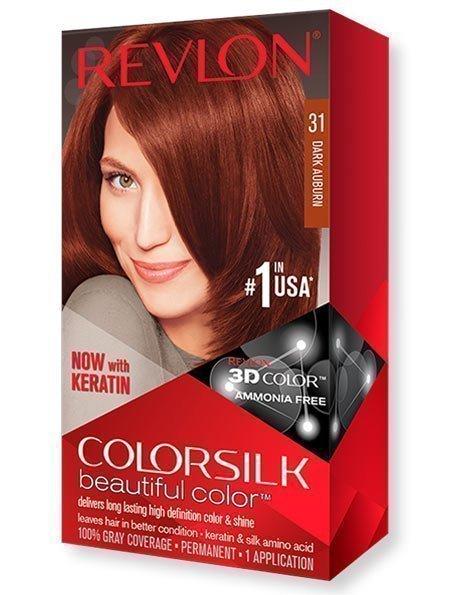 revlon saç boyaları ve renkleri 2