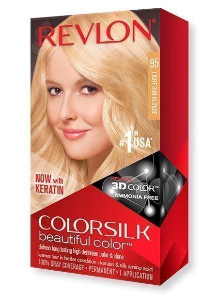 revlon saç boyaları ve renkleri 7