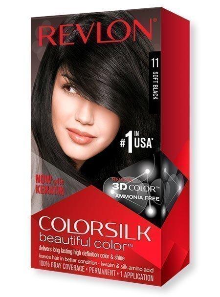 revlon saç boyaları ve renkleri 17