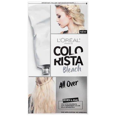 loreal  saç açıcı seti - colorista 5