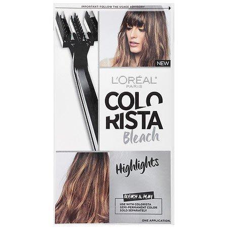 loreal  saç açıcı seti - colorista 7